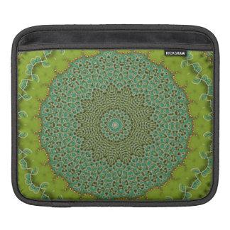 The Light of Star, Mandala Art iPad Sleeve