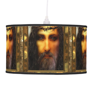 The Light of the World Hanging Lamp