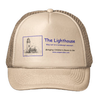 The Lighthouse - Any Size, Style or Color of Trucker Hat