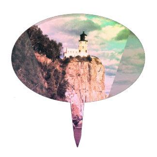 The Lighthouse Cake Picks