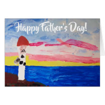The Lighthouse - Father's Day Card
