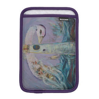 The Lighthouse Keeper and the Swan #1 Sleeve For iPad Mini