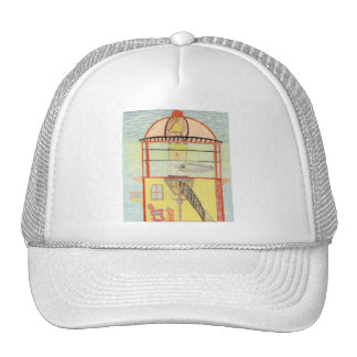 The Lighthouse Keeper Trucker Hat