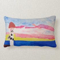 The Lighthouse Lumbar Pillow