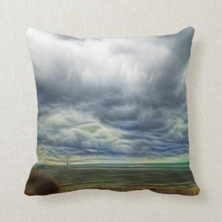 The lighthouse pillow
