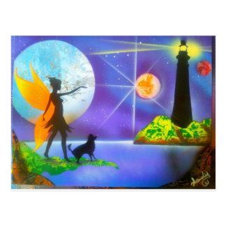 The Lighthouse Postcard