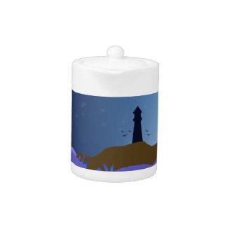 The Lighthouse Teapot