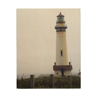 The Lighthouse Wood Wall Decor