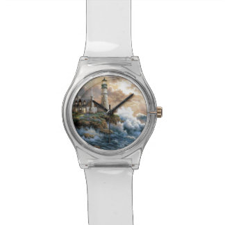 The Lighthouse Wrist Watch