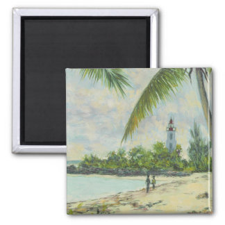 The Lighthouse Zanzibar 1995 Magnet