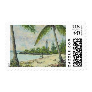 The Lighthouse Zanzibar 1995 Postage