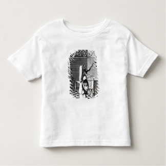 The Lighting of the Sabbath Candles Toddler T-shirt