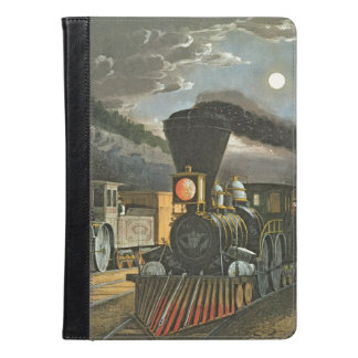 The Lightning Express Trains, 1863 iPad Air Case