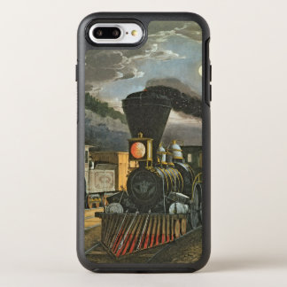 The Lightning Express Trains, 1863 OtterBox Symmetry iPhone 8 Plus/7 Plus Case