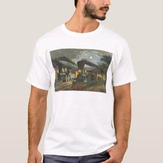 The Lightning Express Trains, 1863 T-Shirt