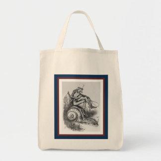 The Lightning Speed of Honesty Tote Bag