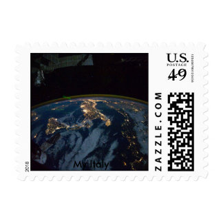 The Lights of  Italy Postage