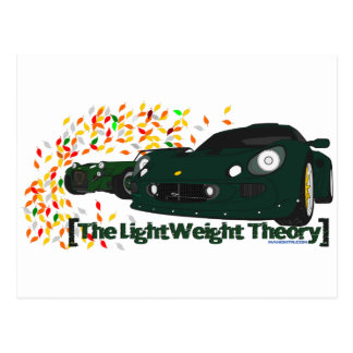 The LightWeight Theory Postcard