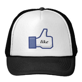 THE 'LIKE HAND' PICTURE TRUCKER HAT