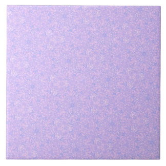 "The Lilac Collection Tile 6"" x 6"""