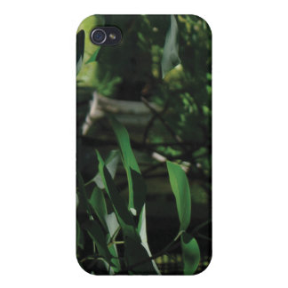 The Lilac Leaves iPhone 4 Cover