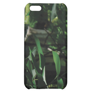 The Lilac Leaves iPhone 5C Case