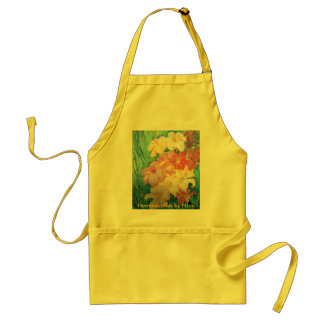 The Lilies Apron