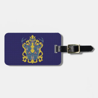 The Lily story Novo Morris Collection Tags For Luggage