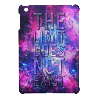 The limit does not exist. cover for the iPad mini