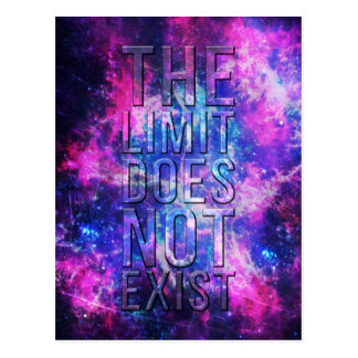 The limit does not exist. postcard