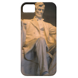 The Lincoln Memorial in Washington DC. iPhone SE/5/5s Case