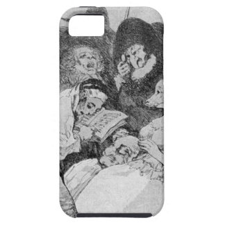 The lineage by Francisco Goya iPhone SE/5/5s Case