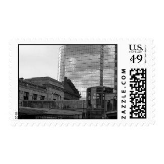 The Link – Medium stamp