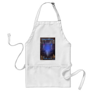 The Linking Stones Adult Apron
