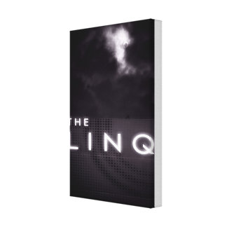 The Linq Canvas Print