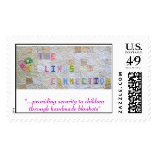 The Linus Connection - postage stamps