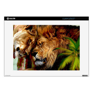 The Lion 2 - Laptop Skin