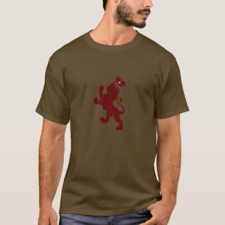 The Lion and Its Crown T-Shirt