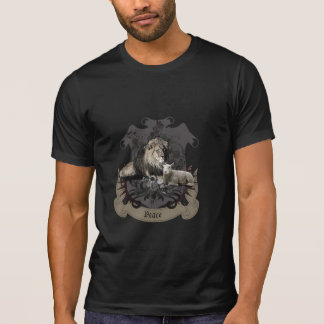 The Lion And The Lamb 2 Tees