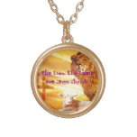The Lion and the Lamb Pendants