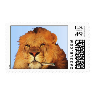 """"""" The Lion Boss """" Postage"""