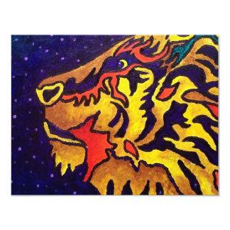 The Lion by Piliero Card