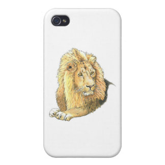 The Lion Cases For iPhone 4