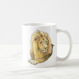 The Lion Coffee Mug