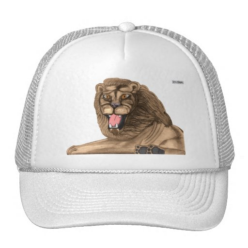 The Lion (cut-out) Trucker Hat