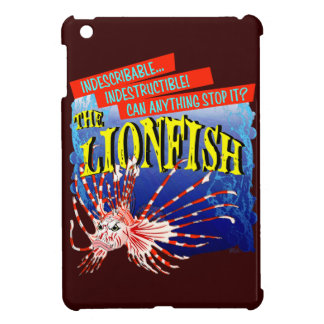 The Lion Fish Cover For The iPad Mini