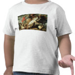 The Lion Hunt, 1621 Tee Shirts