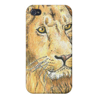 The Lion iPhone 4 Cases