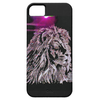 The Lion ~ iPhone 5/5S Case