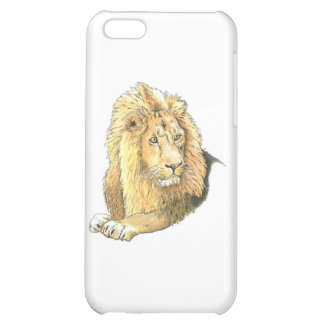 The Lion iPhone 5C Covers